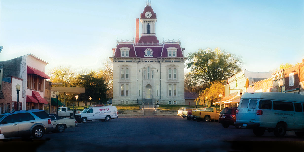 Chase County Courthouse Chase County Kansas Find