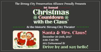 Christmas Countdown with the Claus'